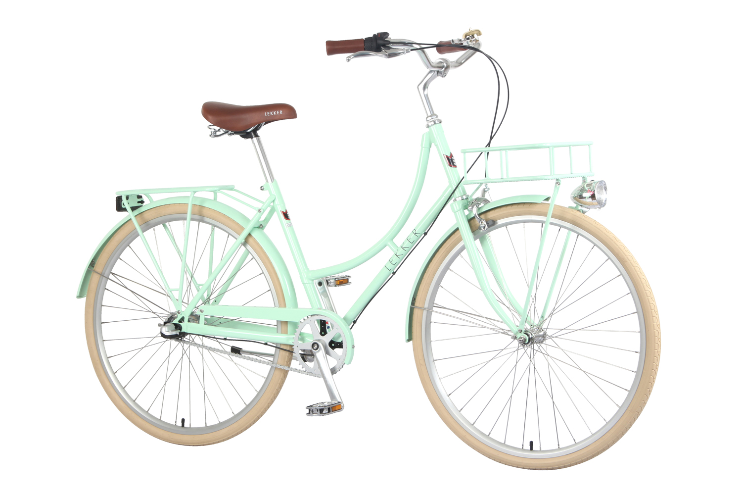Lekker sportief retro vintage bicycle womens pastel blue - Retro vintage ...