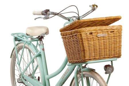 The Dutch Front Basket – Honey Brown