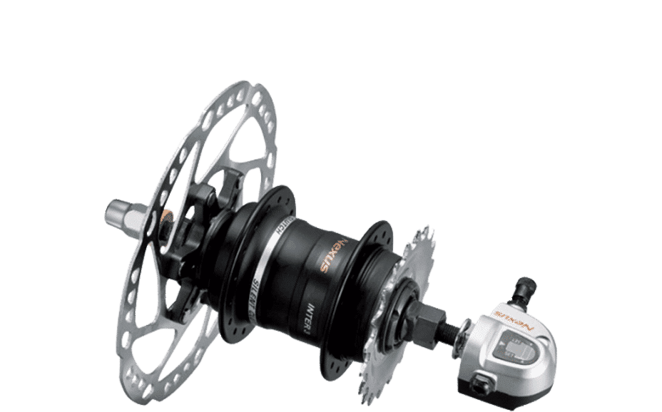 Shimano 3 Speed Assembly Instruction