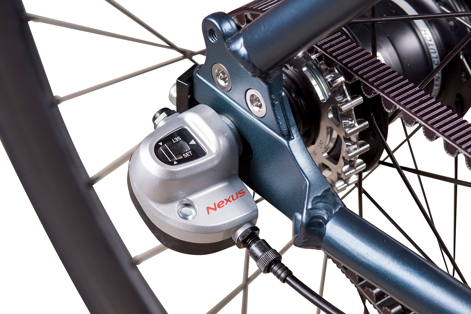 The Elite Series – Amsterdam 3 Speed Belt Drive