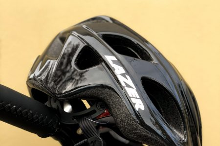 Lazer Nutz Helmet Black, Youth